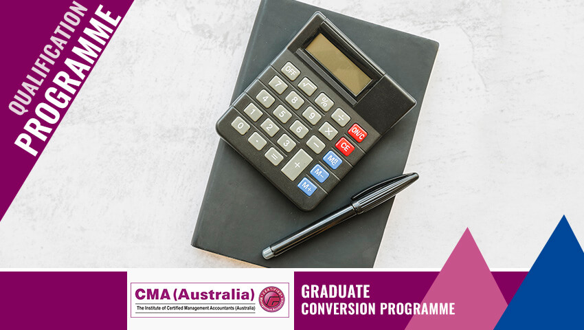 CMA – Graduate Conversion Programme