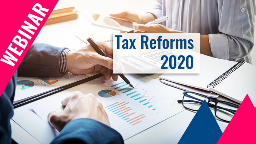 tax reforms 2020