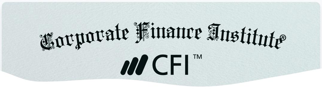Corporate Finance Institute