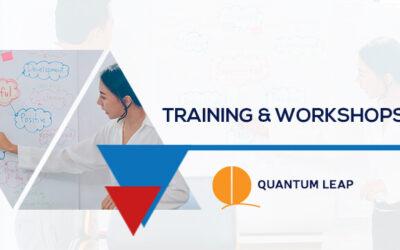Quantum Leap Training