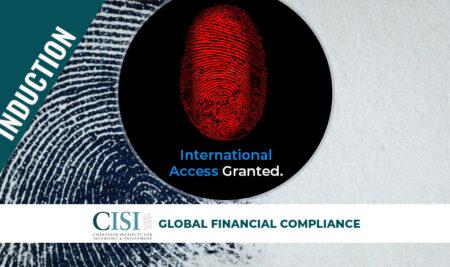 CISI Global Financial Compliance : Batch 01