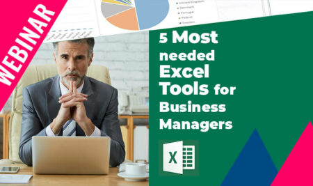 5 Best Excel Tools For Business Managers