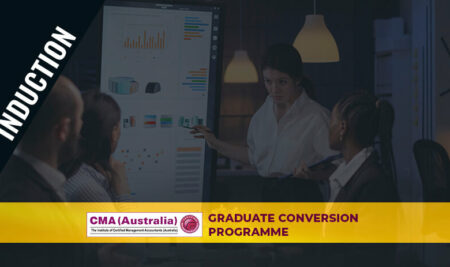 ICMA Graduate Conversion Programme: Batch 30